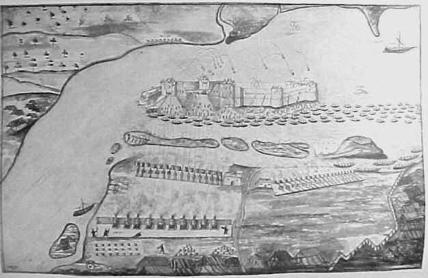 Nöteborgs belägring 1702
