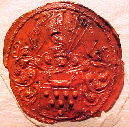 Gustaf von Psilanders sigill