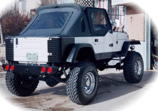 Softop Frame Removal Jeepforum Com