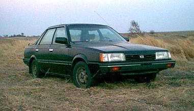 1986 Subaru GL
