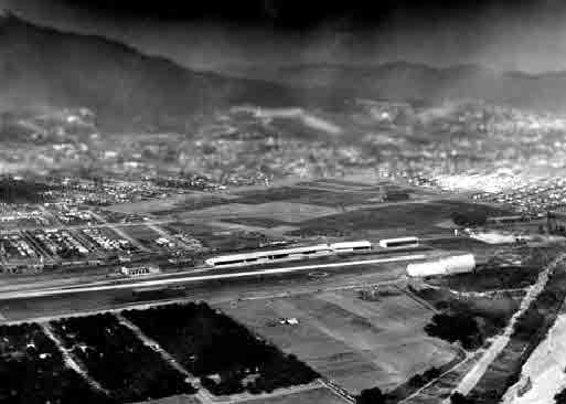 aerial view, 1928