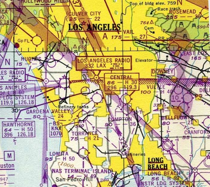 The last aeronautical chart depiction which has been located of Culver City Airport was on the February 1949 LA Sectional Chart  sc 1 th 212 : la sectional - Sectionals, Sofas & Couches