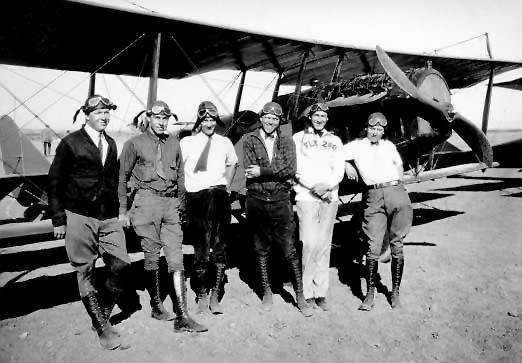 CA Barnstormers 1930's