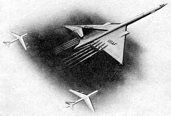 nuclear aircraft
