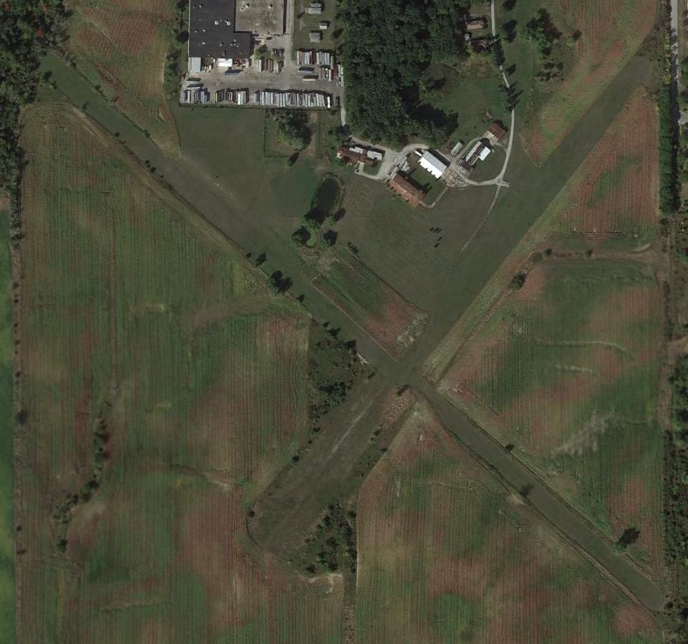 Abandoned & Little-Known Airfields: Illinois, Southern ...