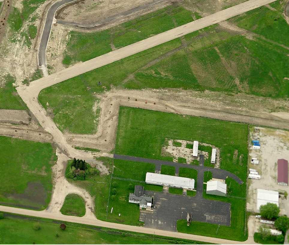 Abandoned & Little-Known Airfields: Northern Illinois