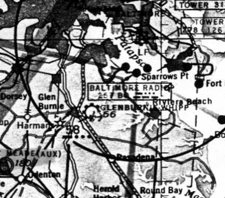 Abandoned Little Known Airfields Maryland Anne Arundel County