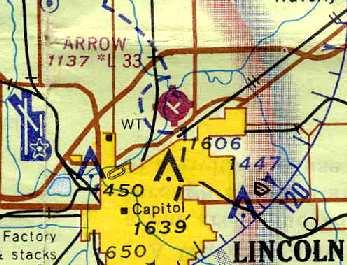 Abandoned Little Known Airfields Northeastern Nebraska