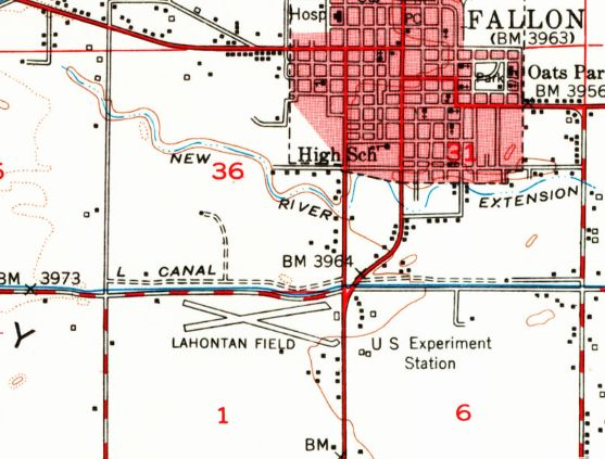 Abandoned Little Known Airfields Northwestern Nevada