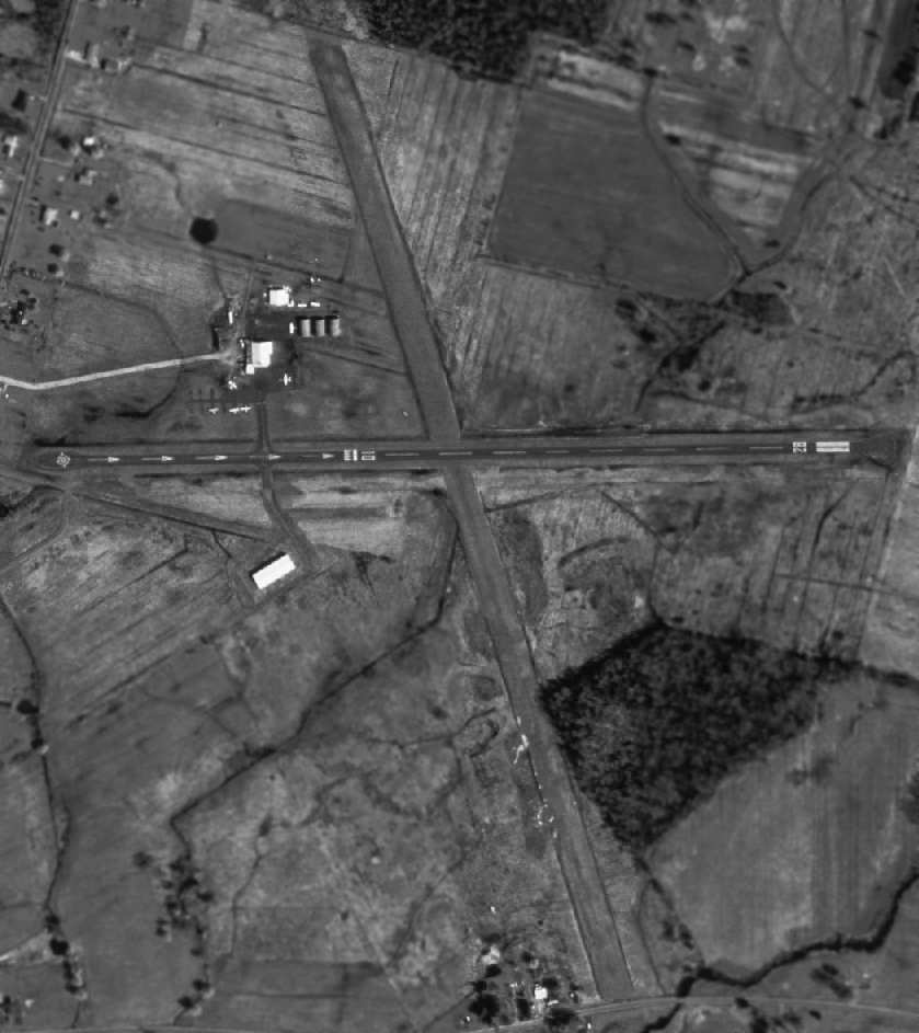 Abandoned & Little-Known Airfields: Central New York State