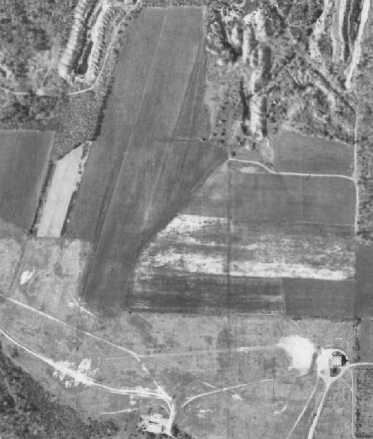 Abandoned & Little-Known Airfields: North-Central Pennsylvania