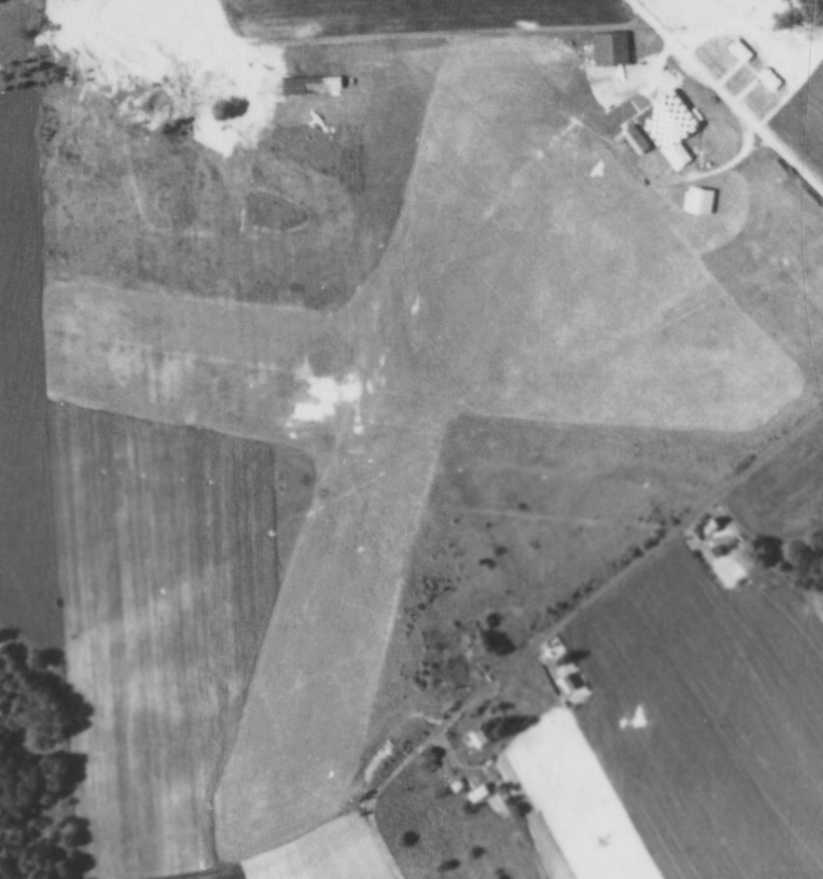 Abandoned & Little-Known Airfields: Southwestern Pennsyvania