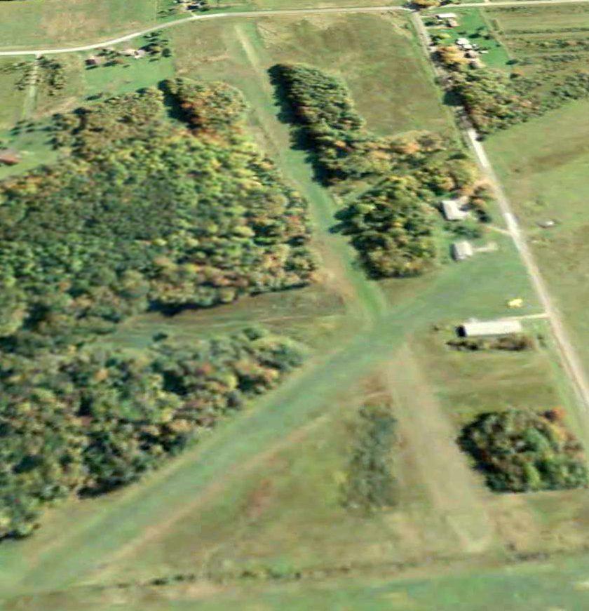 Abandoned & Little-Known Airfields: Northwestern Pennsylvania