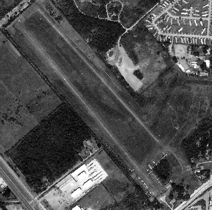 Abandoned & Little-Known Airfields: Texas, Southeastern