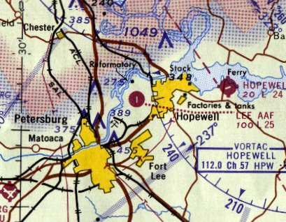 Abandoned  LittleKnown Airfields Virginia Eastern Richmond area