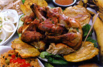 Puerto Rican Main Dishes Foods