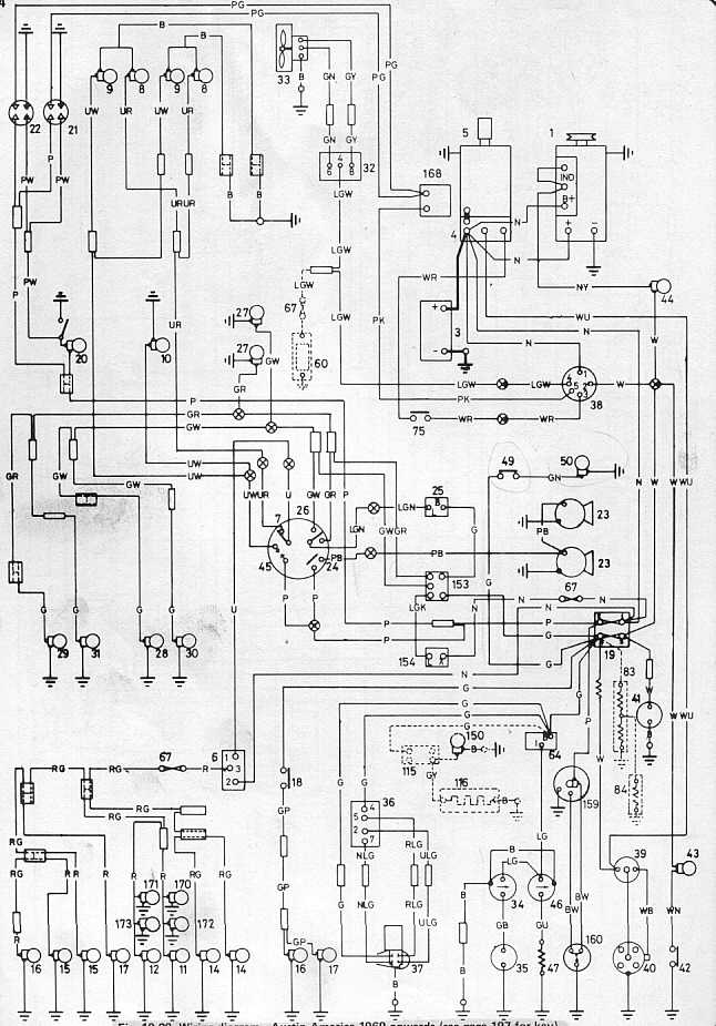 americawiringdiagram wiring diagram austin mini 1970 wiring diagram at alyssarenee.co