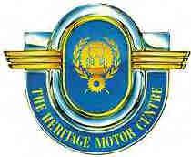 The British Motor Heritage Center!