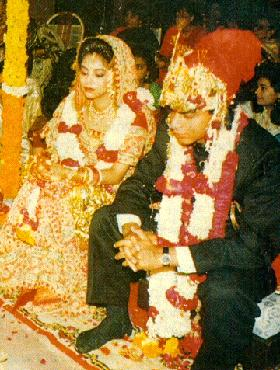 BMEx Dilwale Dulhaniya Le Jayenge Shahrukhs Wedding Photo