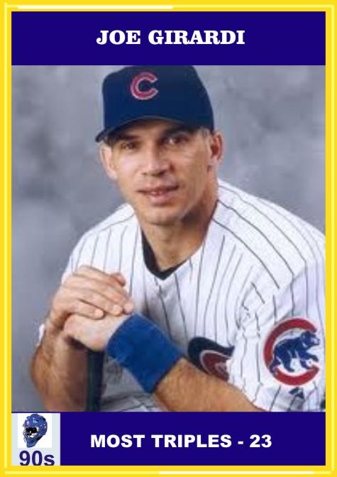 Encyclopedia Of Baseball Catchers 1990s Top 25 Catchers