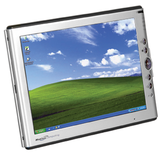 Microsoft Windows XP Tablet PC Edition | Motion Computing