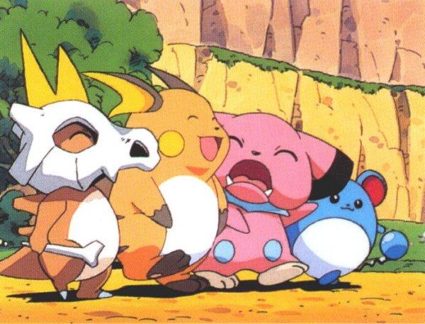Gary Pokemon Team