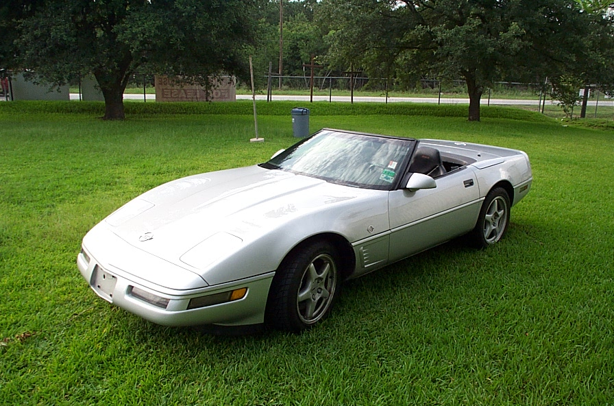 1996 chevrolet corvette collector edition. Black Bedroom Furniture Sets. Home Design Ideas