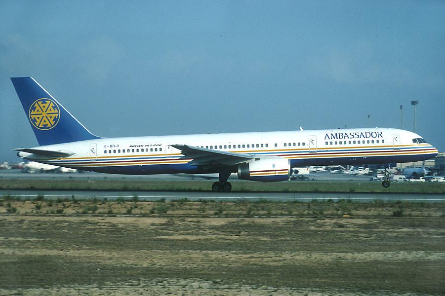 Boeing 757 200