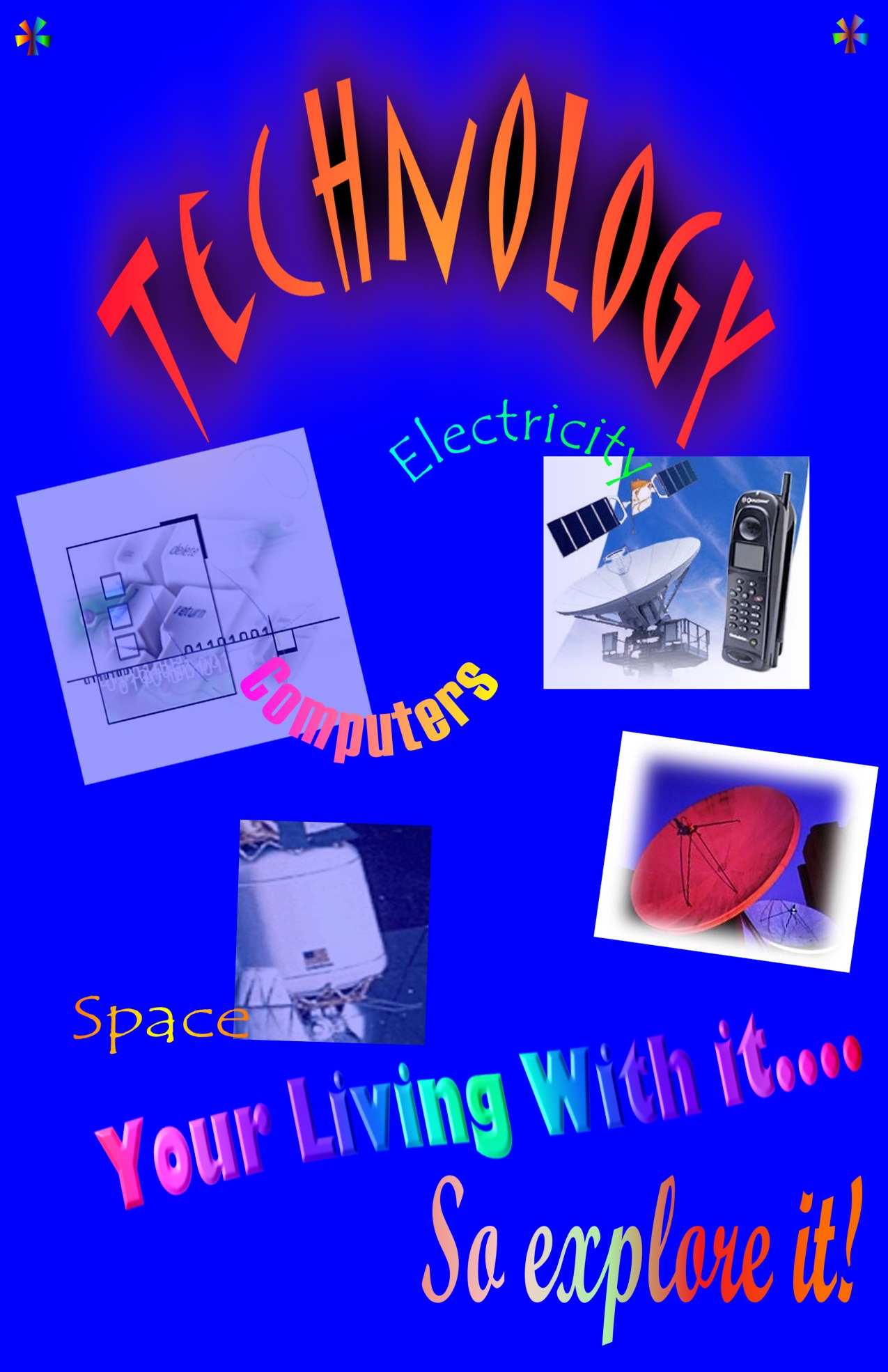 posters technology poster tech computer bytes