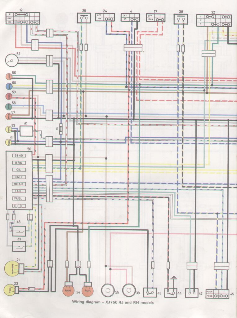 d11a xj electrical diagrams xj650 maxim wiring diagram at gsmx.co