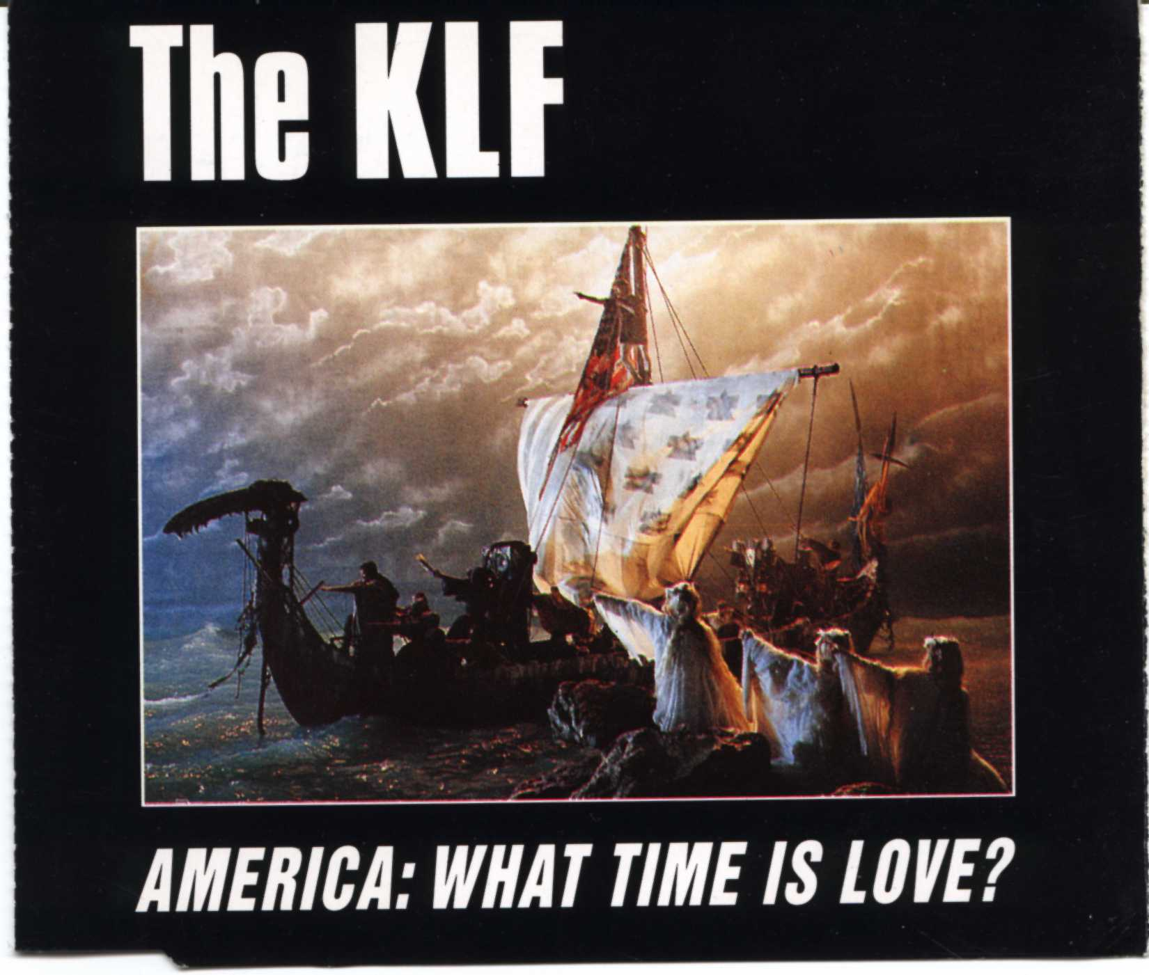 KLF, The - Justified & Ancient (Anti-Acapella Version)
