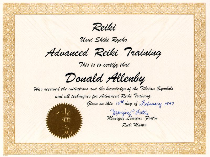 how to become a reiki master for free
