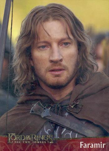 Rencontre eowyn faramir