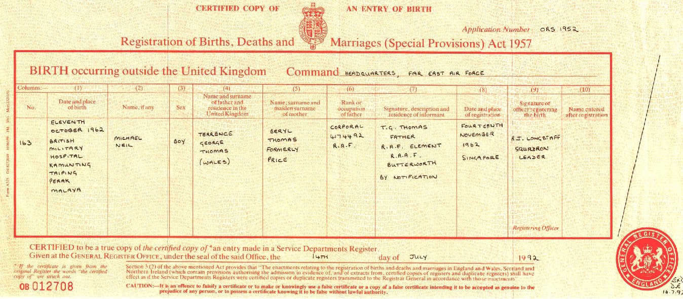 Michael and gina thomas mikes british birth certificate 268kb aiddatafo Image collections