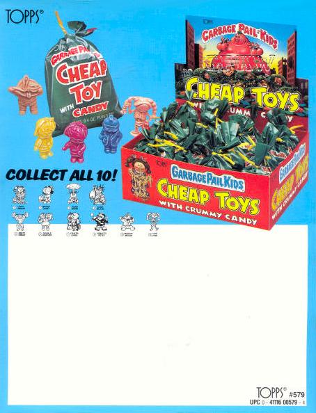 Various Garbage Pail Kids The Movie Soundtrack