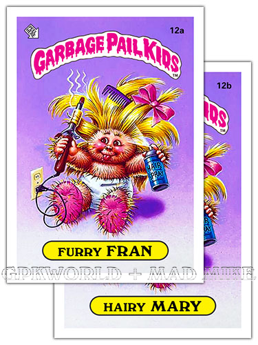 garbage pail kids coloring pages - os1 card art gallery