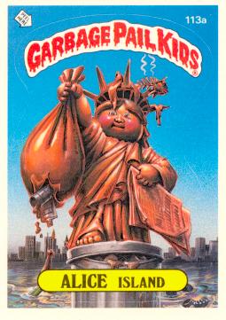 Garbage Pail Kids Original Series 3 Gpk World