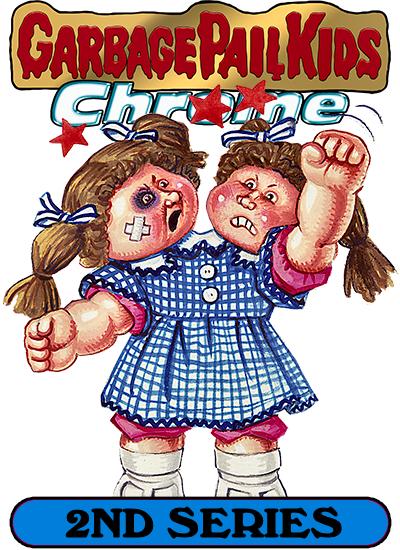 46a 49a 52a 57a 57b 67a R1a R2b R5a Garbage Pail Kids Chrome 2 Atomic PICK