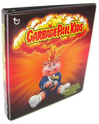 Garbage Pail Kids Mini Cards 2013 Black Parallel Base Card 54b Fishy FLORENCE