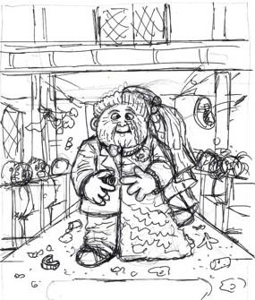 garbage pail kids coloring pages - gpk flashback 2