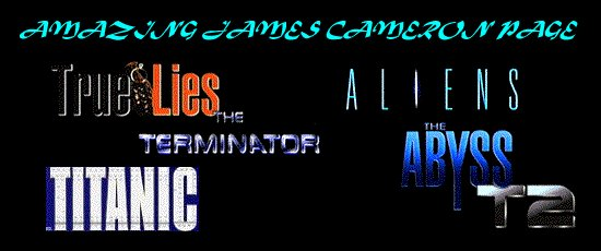 The Amazing James Cameron Page!