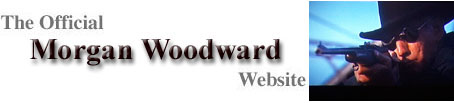 The Official Morgan Woodward Website!