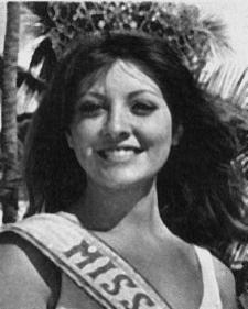 Rocío martín miss españa 1972