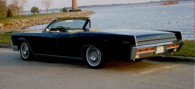 lincolns by the lake 1966 lincoln continental convertible. Black Bedroom Furniture Sets. Home Design Ideas