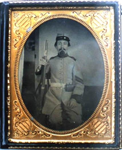 18th Louisiana The Veterans Paul Thibodaux