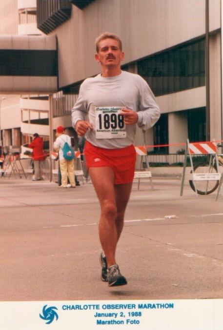 charlotte observer. Charlotte Observer Marathon in