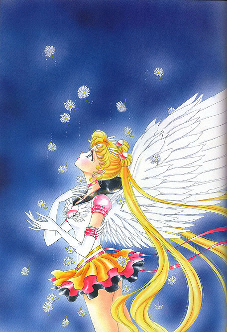Sailormoon Manga Gallery