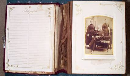 Old Family Album - Group 1: