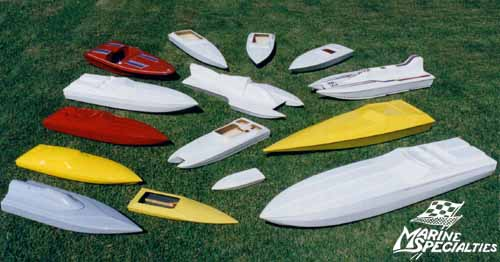 Marine Specialties - Boat Hulls, Aeromarine, Dumas, Prather