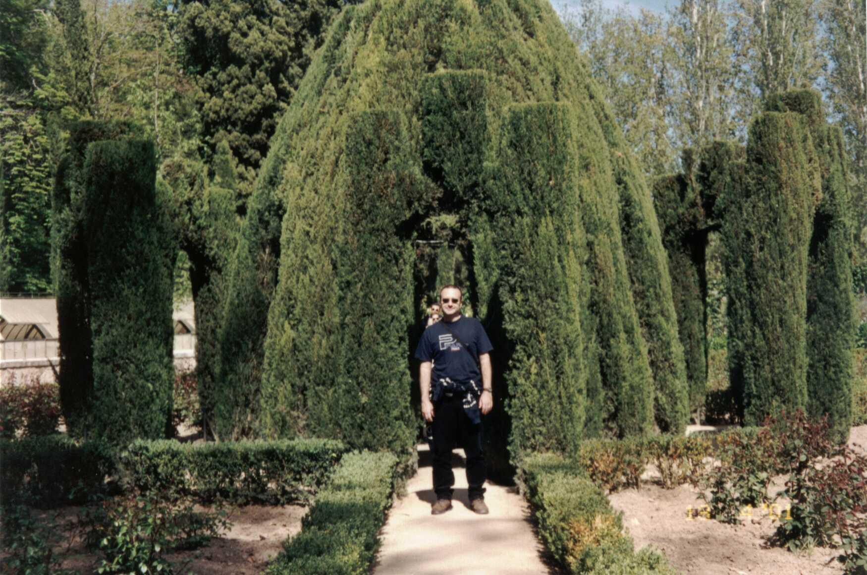 Aranjuez for Aranjuez palacio real y jardines